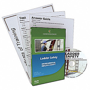 Convergence Training Ladder Safety DVD