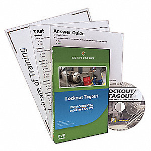 Lockout/Tagout Training DVD