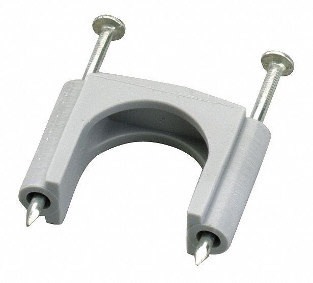 GARDNER BENDER INC GSE-105 Cable Staple 30 Grey
