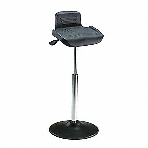 Sit/Stand StoolYes Backrest26 to 34 in  sc 1 st  Grainger & MILAGON Sit/Stand StoolYes Backrest26 to 34 in - 6LVY3|WS4211TPU ... islam-shia.org