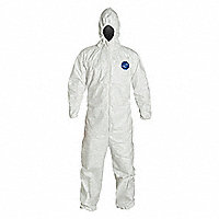 Chemical Resistant and Disposable Coveralls