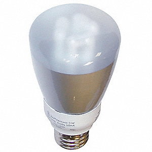 "4-3/4"" Soft White R20 Screw-In CFL, 11.0 Watts, 400 Lumens"
