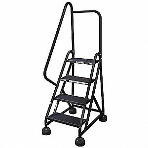 Prime 36 Rolling Stairs And Overhang Ladders Grainger Pdpeps Interior Chair Design Pdpepsorg