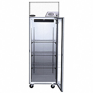 Refrigerator,Reach In,24 CF,120V, 60 Hz