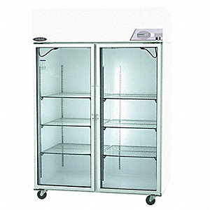 Refrigerator,Reach-In,52 CF,230V, 50 Hz