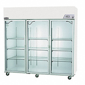 Refrigerator,Pass-Thru,85 CF,120V, 60 Hz