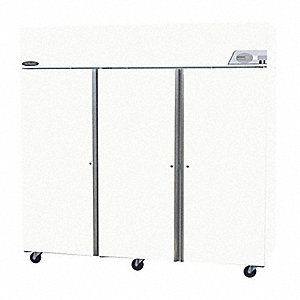 Refrigerator,Pass-Thru,85 CF,Solid Door