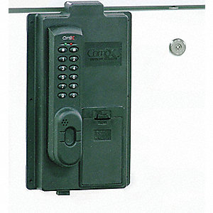 Secure Guard Lock Assembly, Mag key&#x3b; For Use With Nor-Lake Scientific Products