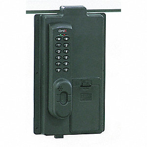 Secure Guard Lock Assembly, Mag key; For Use With Nor-Lake Scientific Products