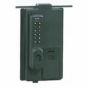 Secure Guard Lock Assembly Kit, Mag Key&#x3b; For Use With Nor-Lake Scientific Products