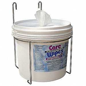 Wire Wipes Dispenser,Wall Mount