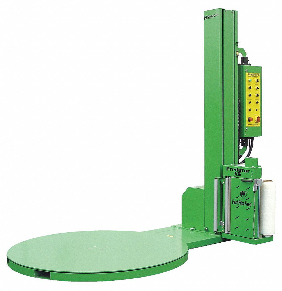 Machine Type Stretch Wrap Machine,  Machine Operation Type Semi-Automatic Machine