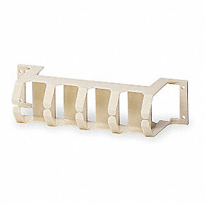 Ivory Jumper Trough with Legs, 1 EA, For Use With 110 System