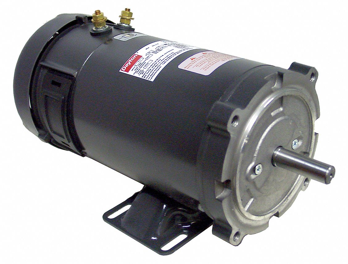 Dc motors usa for Dc permanent magnet motor