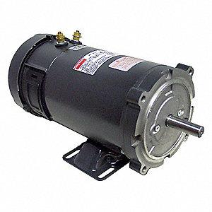 dayton 1 hp dc permanent magnet motor dc permanent magnet