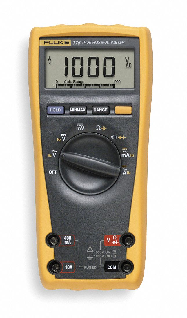 FLUKE (R) Fluke-175 Series,  Full Size - General Features,  Digital Multimeter
