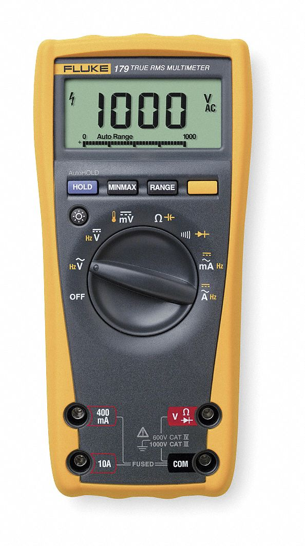 FLUKE (R) Fluke-179 Series,  Full Size - General Features,  Digital Multimeter