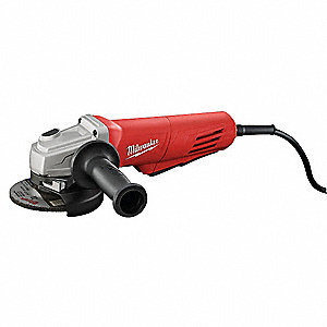 "4-1/2"" Angle Grinder, 11.0 Amps"
