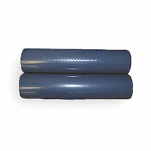 "3/4"" x 10 ft. PVC Pipe, Schedule 80, Gray"