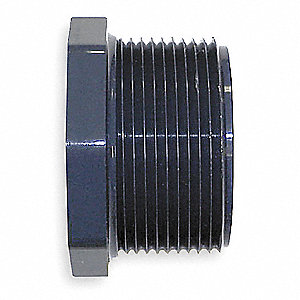 Reducer Bushing,CPVC,80,1-1/2 x 3/4 In.