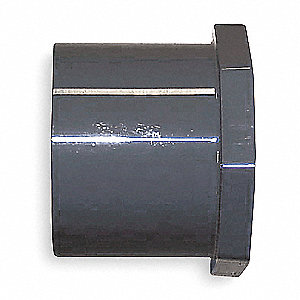 REDUCER BUSHING,1-1/2X1IN,SPGXSLIP,