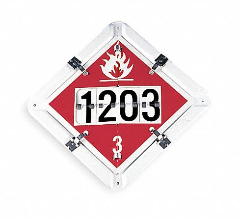 Vehicle Placards & Placard Holders