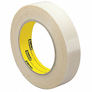 "Clear Polyethylene Squeak Reduction Tape, 12"" Width, 36 yd. Length, 5 mil Thickness"