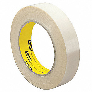 "Clear Polyethylene UHMW Film Tape, 2"" Width, 36 yd. Length, 5 mil Thickness"