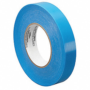 "Clear Polyolefin UHMW Film Tape, 12"" Width, 36 yd. Length, 21.5 mil Thickness"
