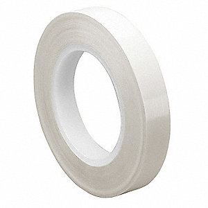 Film Tape,Polyethylene,Clear,3In x 36 Yd