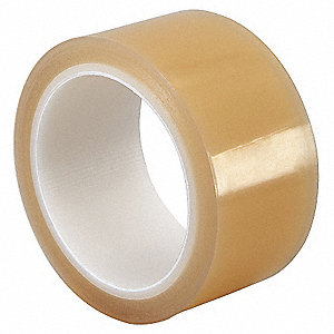 "Film Tape Adhesive, 3.50 mil Thick, 2"" X 36 yd., Clear, 1 EA"