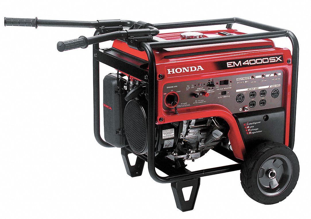Honda 3500 Watt Generator