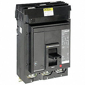Circuit Breaker,  400 Amps,  Number of Poles:  2,  600VAC AC Voltage Rating
