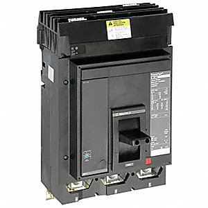 Circuit Breaker,  600 Amps,  Number of Poles:  2,  600VAC AC Voltage Rating