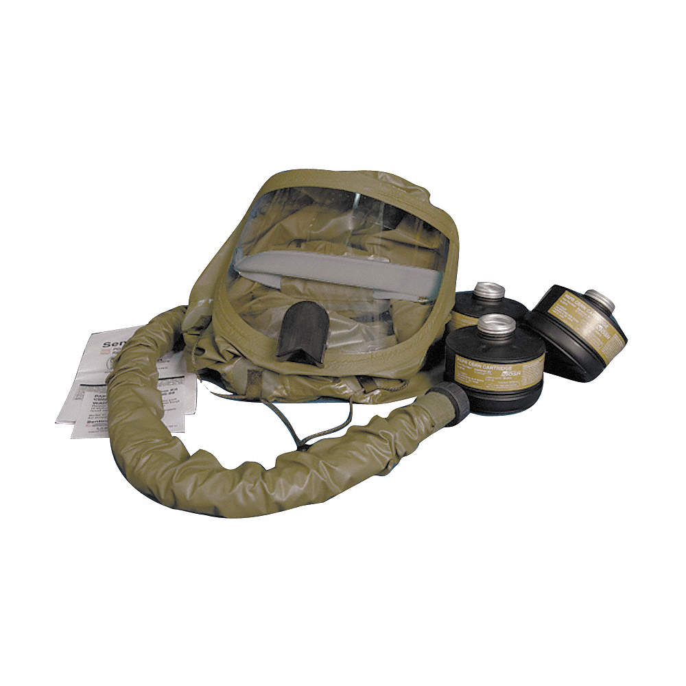 Conversion Kit, For Use With CBRN PAPR, Size Universal