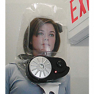 Emergency Escape Hood,Polyethylene Film
