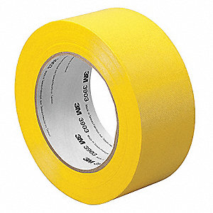 "1"" x 50 yd. Duct Tape, Yellow"