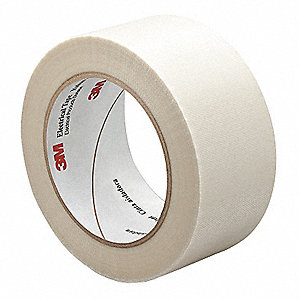 "2"" x 36 yd. Cloth Tape, White"