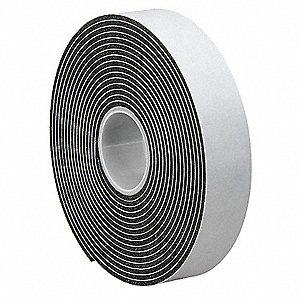 Foam Tape,3/4In.x5 yd.,125 mil