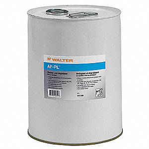 1.3 gal. Residue-Free Cleaner/Degreaser, Clear