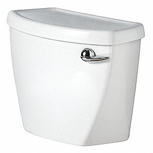 Cadet® PRO™ 1.2 gpf Toilet Tank, Right Hand Trip Lever, White
