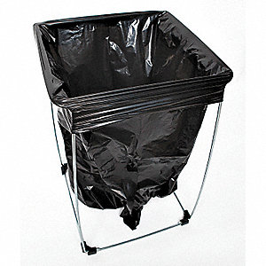 Portable Bag Holder,30 and 33 Gallon