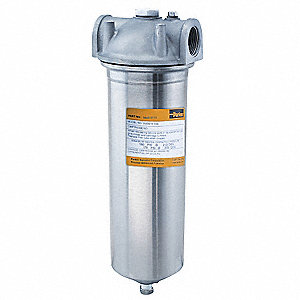 Cartridge Filter Housing, 316 Stainless Steel