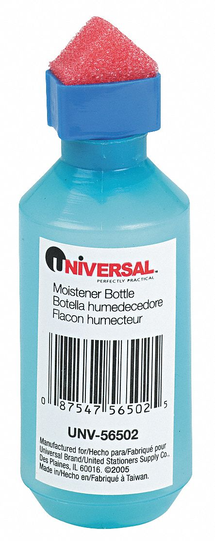 Fingertip And Envelope Moisteners