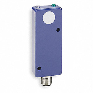 Plastic Rectangular Ultrasonic Sensor, 508mm Detecting Distance, 100mA Max. Load