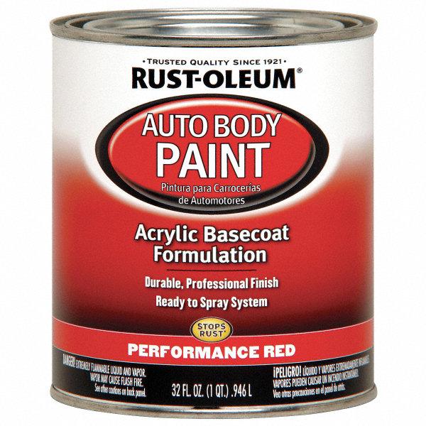 Auto Body Paint Perm
