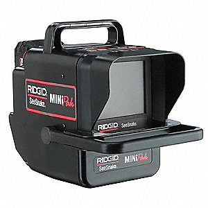 MiniPak Monitor,Drain,18V Li-Ion,5.7 In