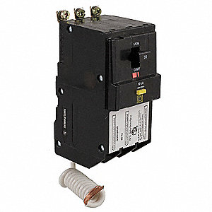 Bolt On Circuit Breaker,40A,3 Pole,QOB