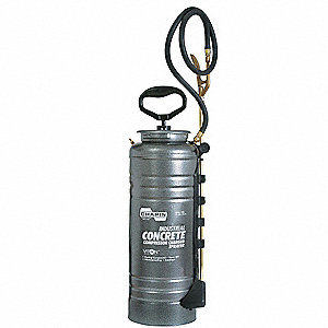Handheld Sprayer,3.5 gal.,Tri-Poxy Steel