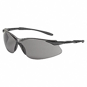 Tectonic® Anti-Fog Safety Glasses, TSR Gray Lens Color